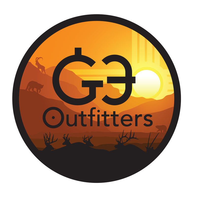 t-shirt design new mexico hunting outfitter, G3 Outfitters