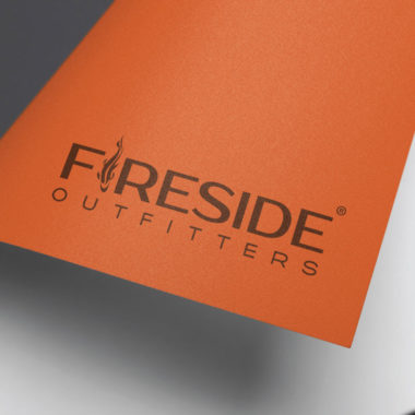 Branding: Fireside Outfitters